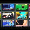 China / HK: monthly TV Program Ranking in Five Key Markets, June 2011 (CSM Media Research)