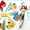 Angry Birds gaining happy fans in China (China Daily)