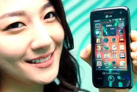 Mobile china LG